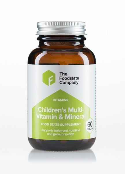 what are the best natural vitamins for kids