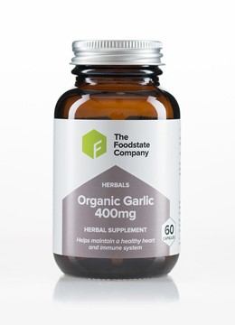 Picture of Organic Garlic