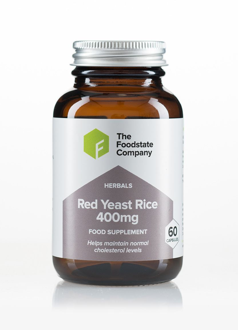 Picture of Red Yeast Rice