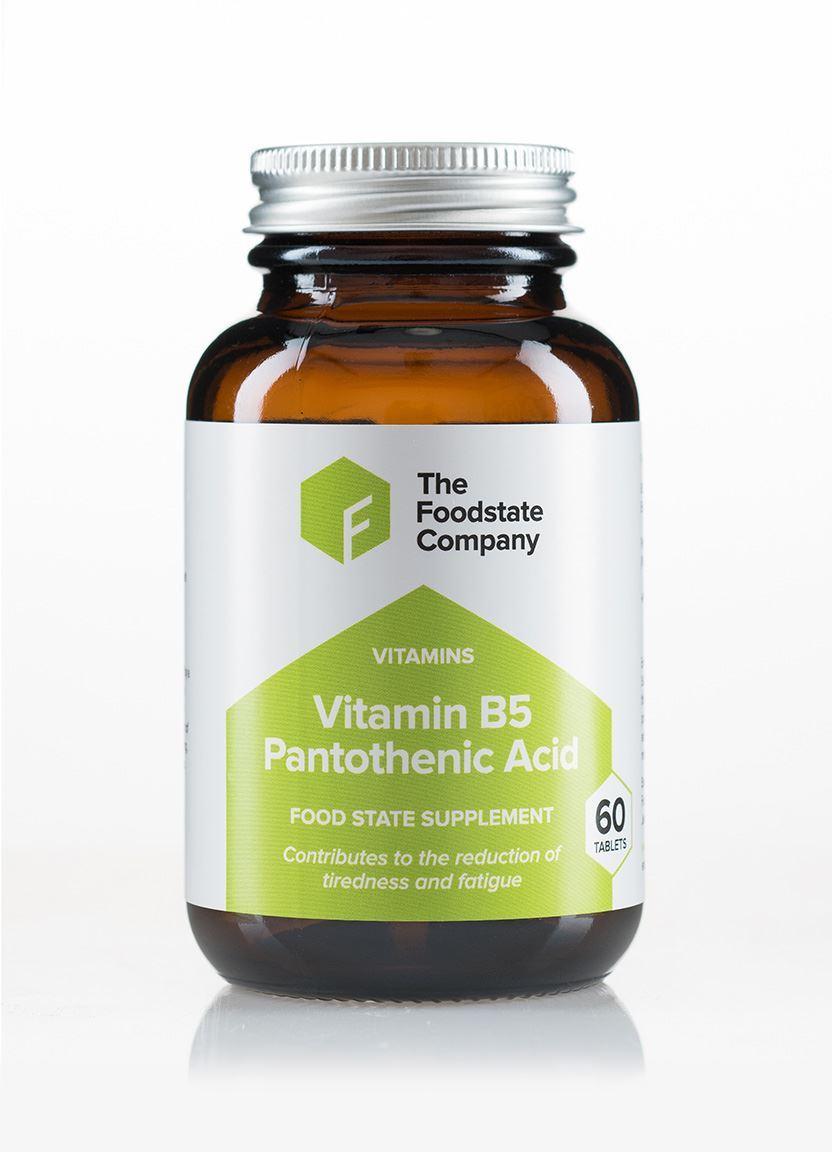 Picture of Vitamin B5 Pantothenic Acid