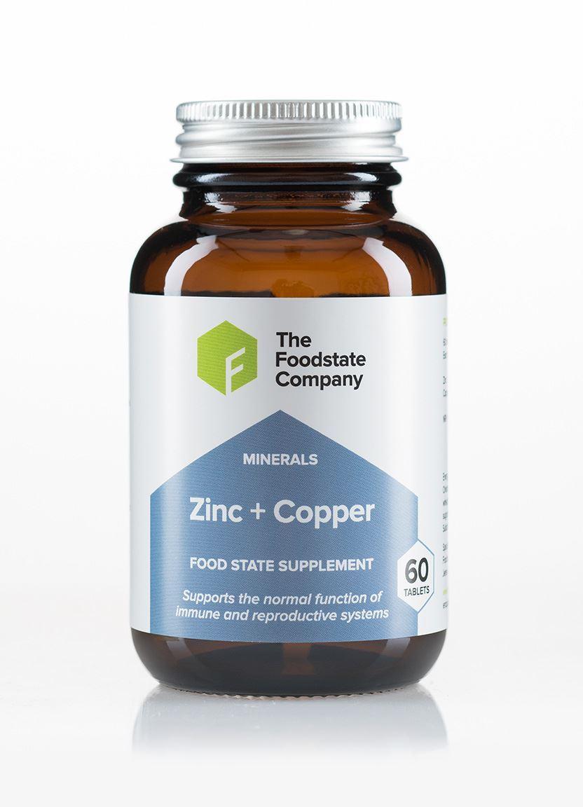 Picture of Zinc & Copper