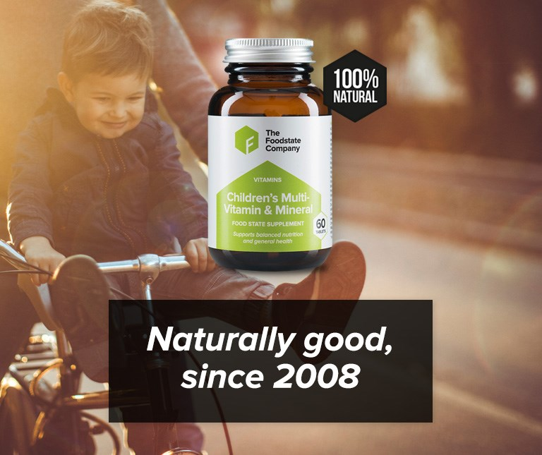 Children's Multi Vitamin & Mineral