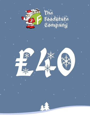 Picture of Christmas Voucher - £40