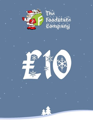 Picture of Christmas Voucher - £10