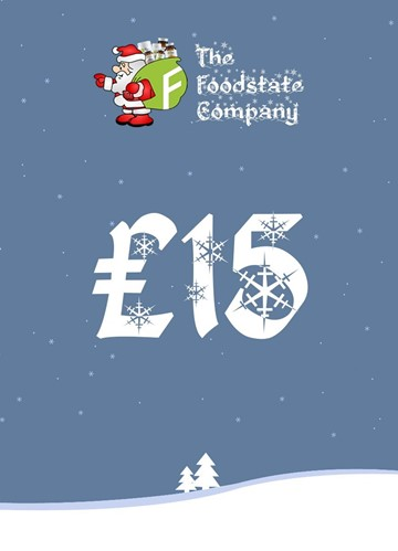 Picture of Christmas Voucher - £15