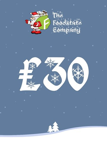 Picture of Christmas Voucher - £30