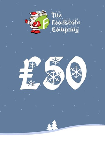 Picture of Christmas Voucher - £50