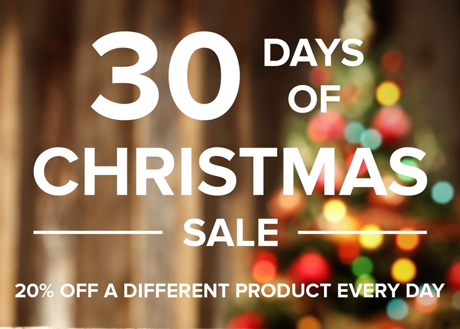 30 Days Of  Foodstate Christmas!
