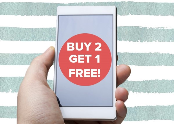 Perfect Summer Smoothies and Now Buy 2 and Get 1 Free!