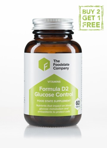 Picture of Formula D2 Glucose Control