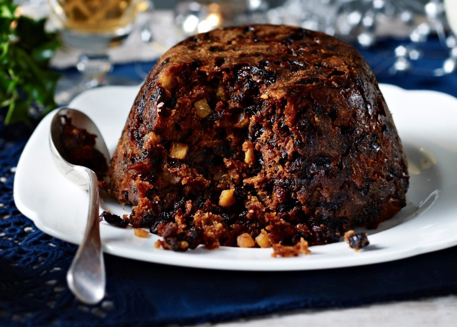 Too Much Christmas Pudding?