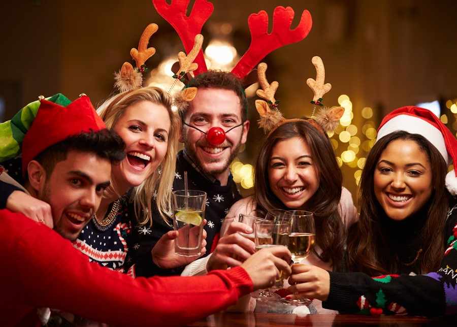 Office Parties, Christmas & New Year - An Overload On Our Digestion!