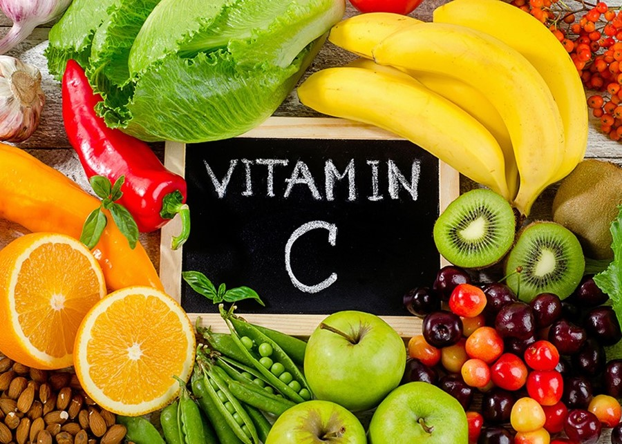 Got The Lurgy? Take Lots Of Vitamin C
