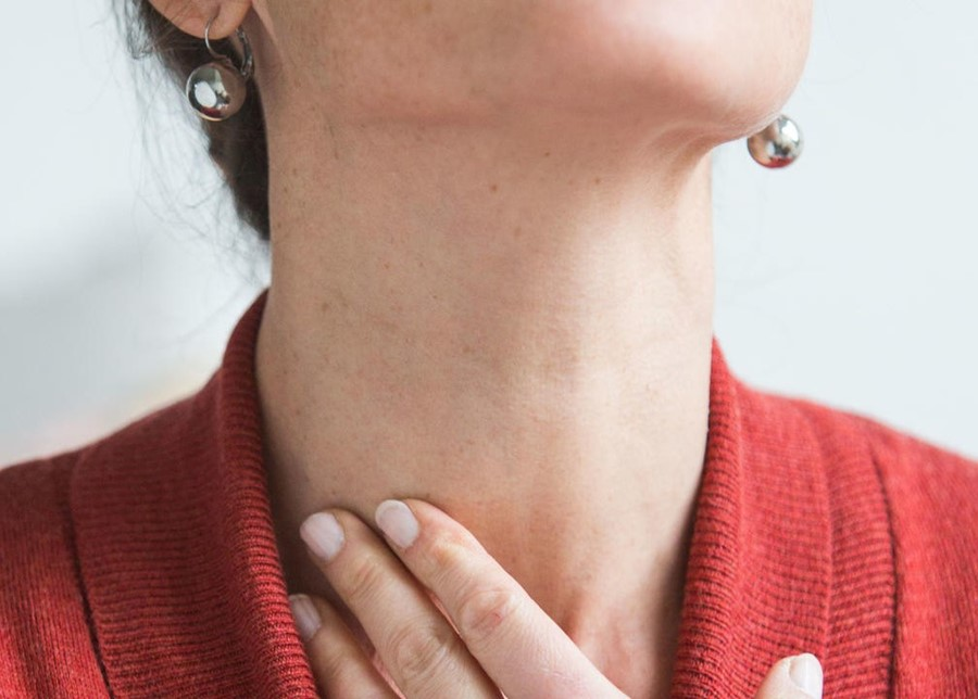Iodine Helps Regulate An Underactive Thyroid