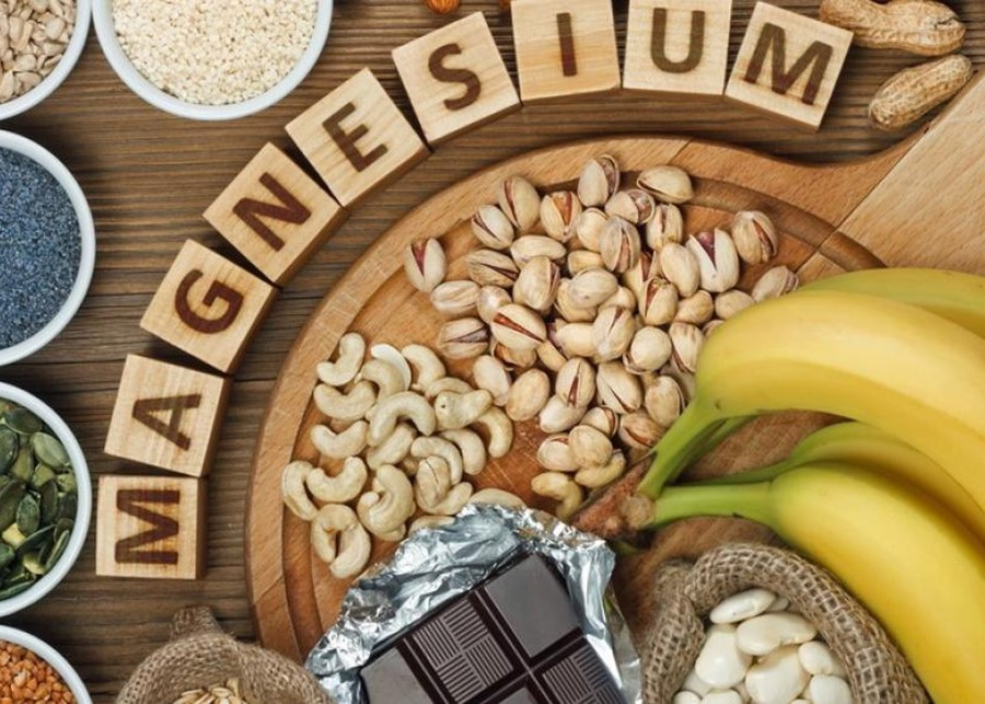 Foods full of Magnesium