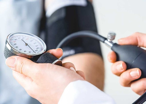 Do You Worry About Blood Pressure?