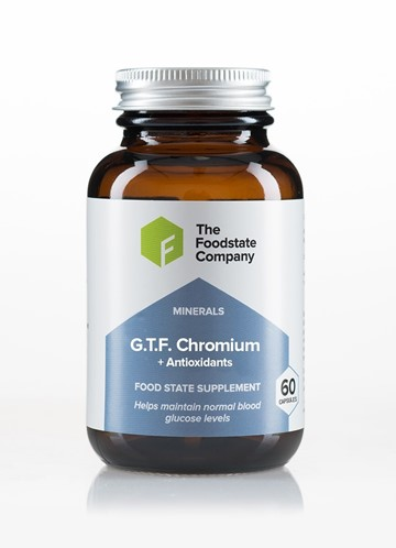 Picture of GTF Chromium + Antioxidants