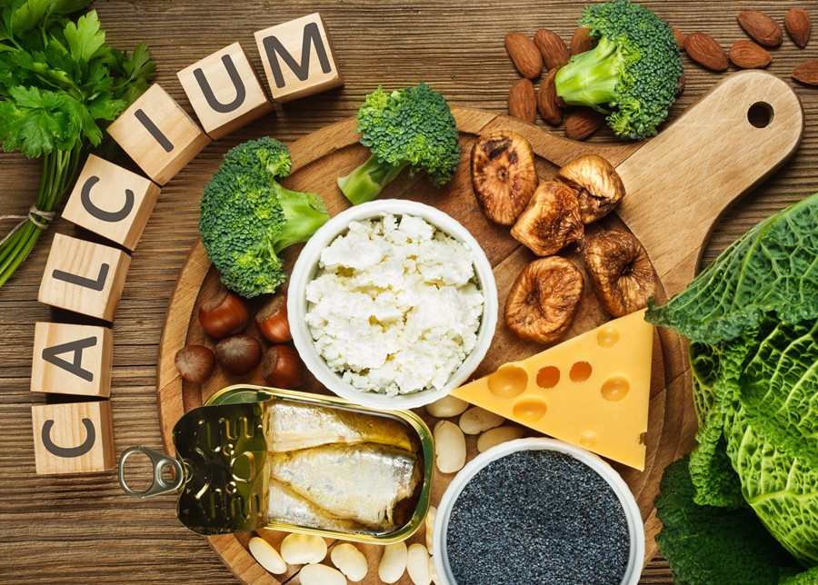 Calcium: An Essential Mineral that only works in Food-Form