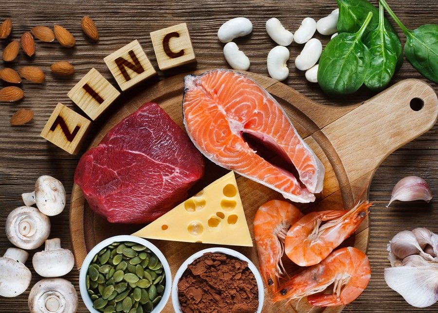 Zinc Helps Keep Our Immune Systems Strong In Winter