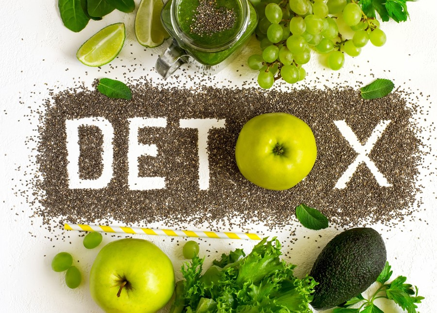 Had A Hectic Summer? Healthy Herbs to Help You Detox