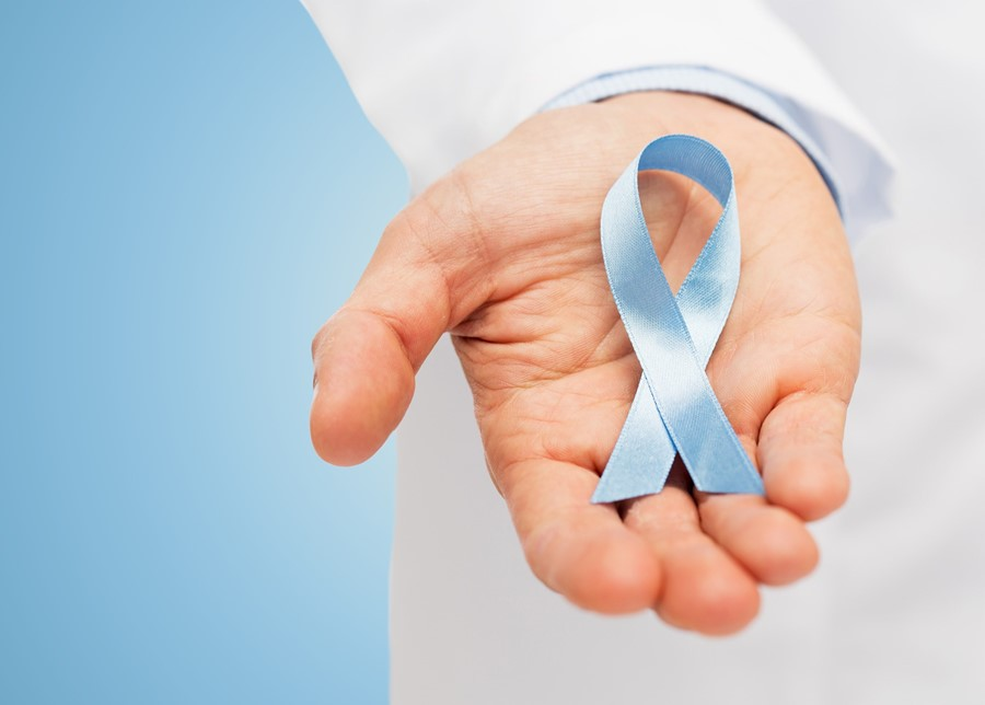 More than 100 cases of prostate cancer are diagnosed every day in the UK