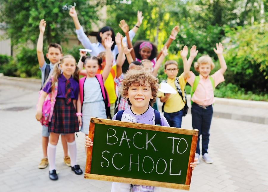 Back To School – Do They Need A Bit Of Help?