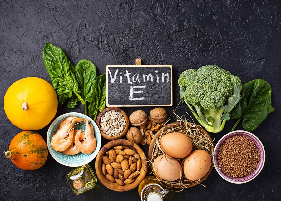 Vitamin E – A Powerful Antioxidant