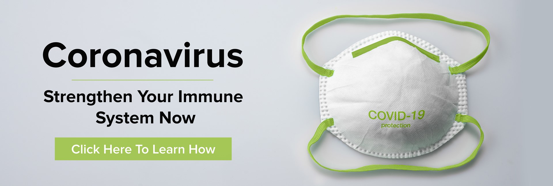 Coronavirus: How to strengthen your immune system