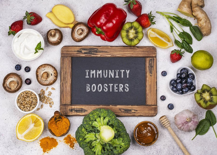 How to bolster your immune system through plant based nutrition and supplementation