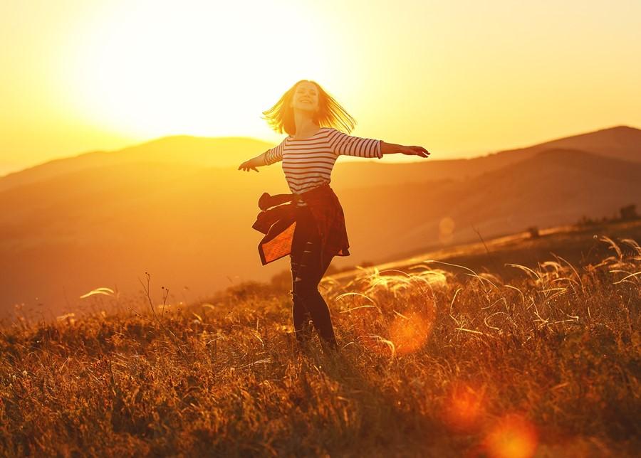 Embrace The Sun!