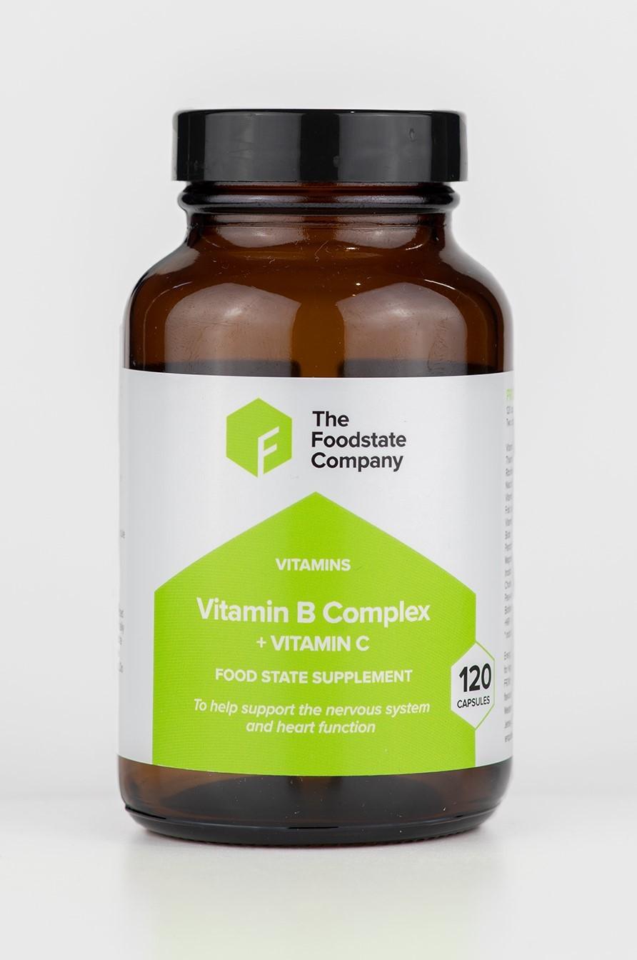 Picture of Vitamin B Complex with Vitamin C