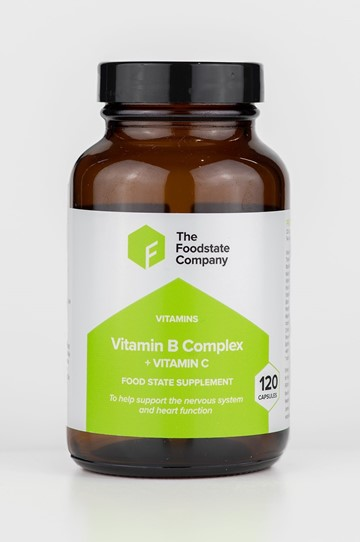 Picture of Vitamin B Complex with Vitamin C