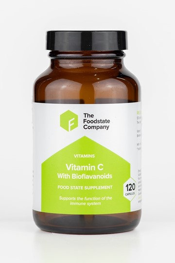 Picture of Vitamin C with Bioflavinoids